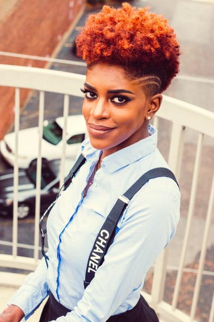 OOTD: Chanel Suspenders