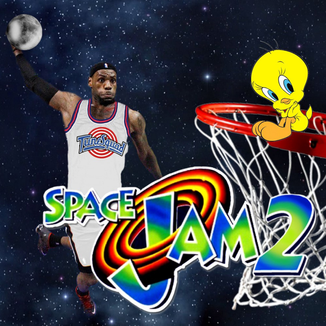 lebron james space jams
