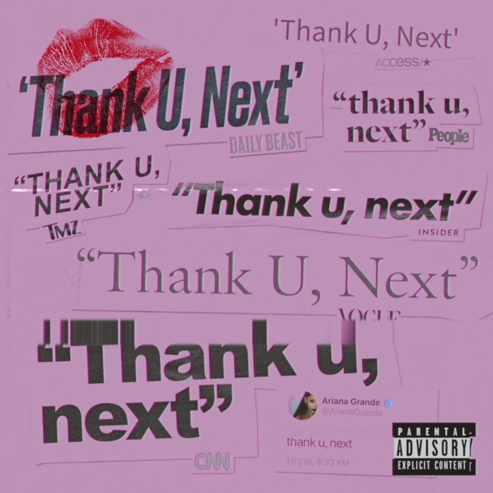 Thank U, Next and Other Therapy Notes