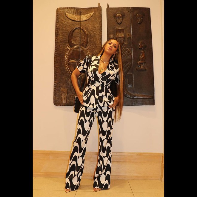 Beyonce Celebrates African Fashion Designers Her Modern Life