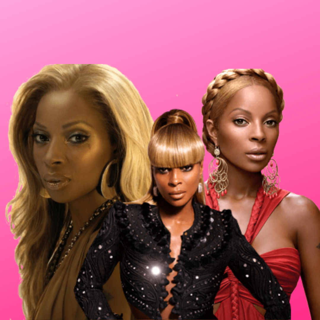 Queen of Hip Hop Soul: A timeline of Mary J. Blige's blonde hair