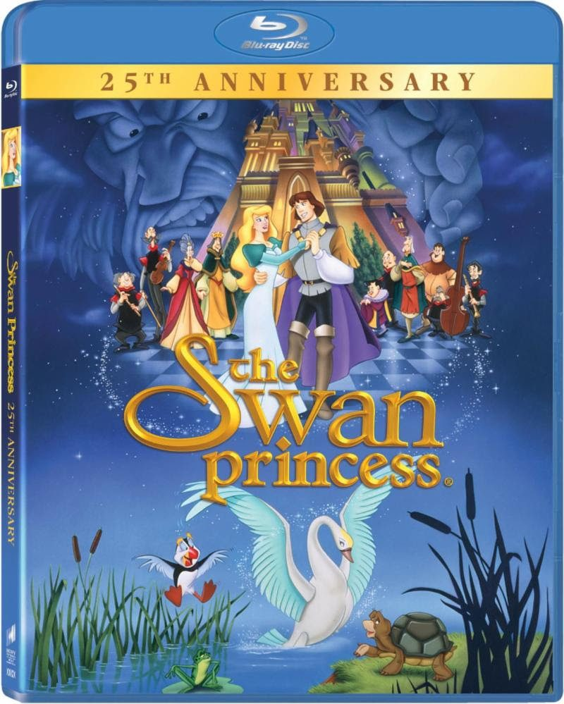 The Swan Princess 25th Anniversary