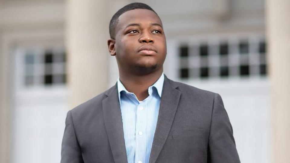 Timothy Ragland is the youngest mayor in Talladega history.