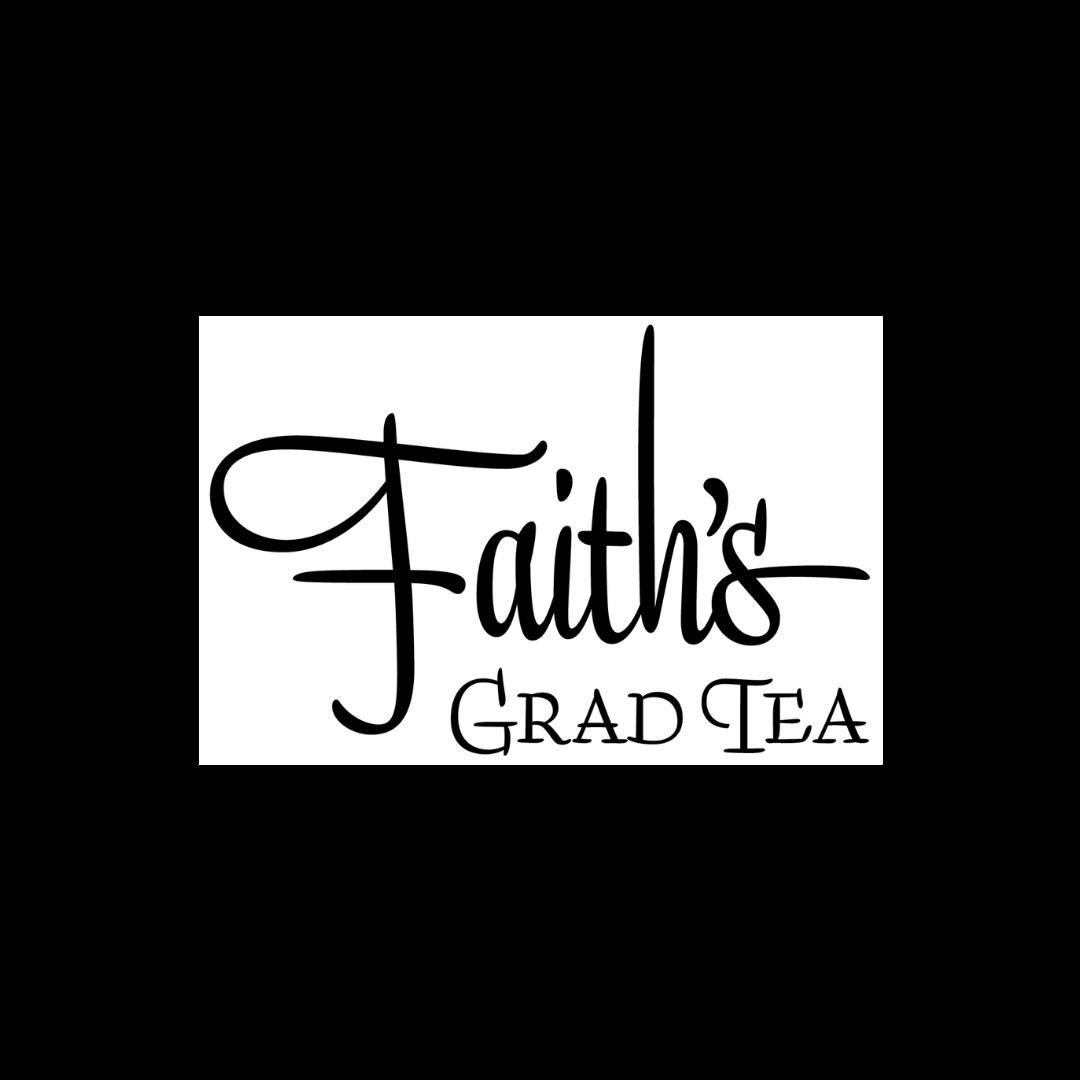 Faith's Graduation Tea