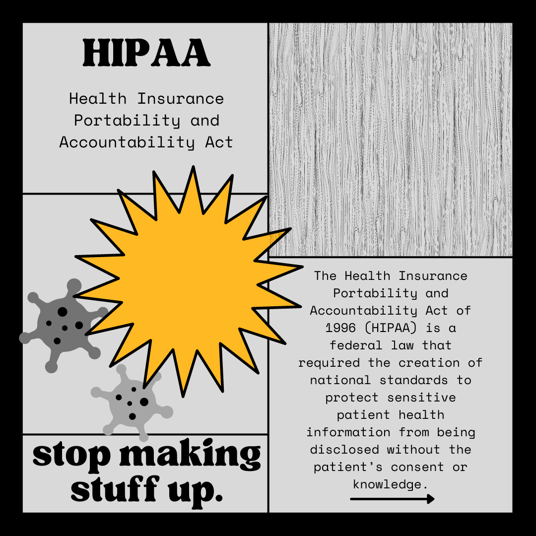 How the HIPAA Law Works and Why People Get It Wrong