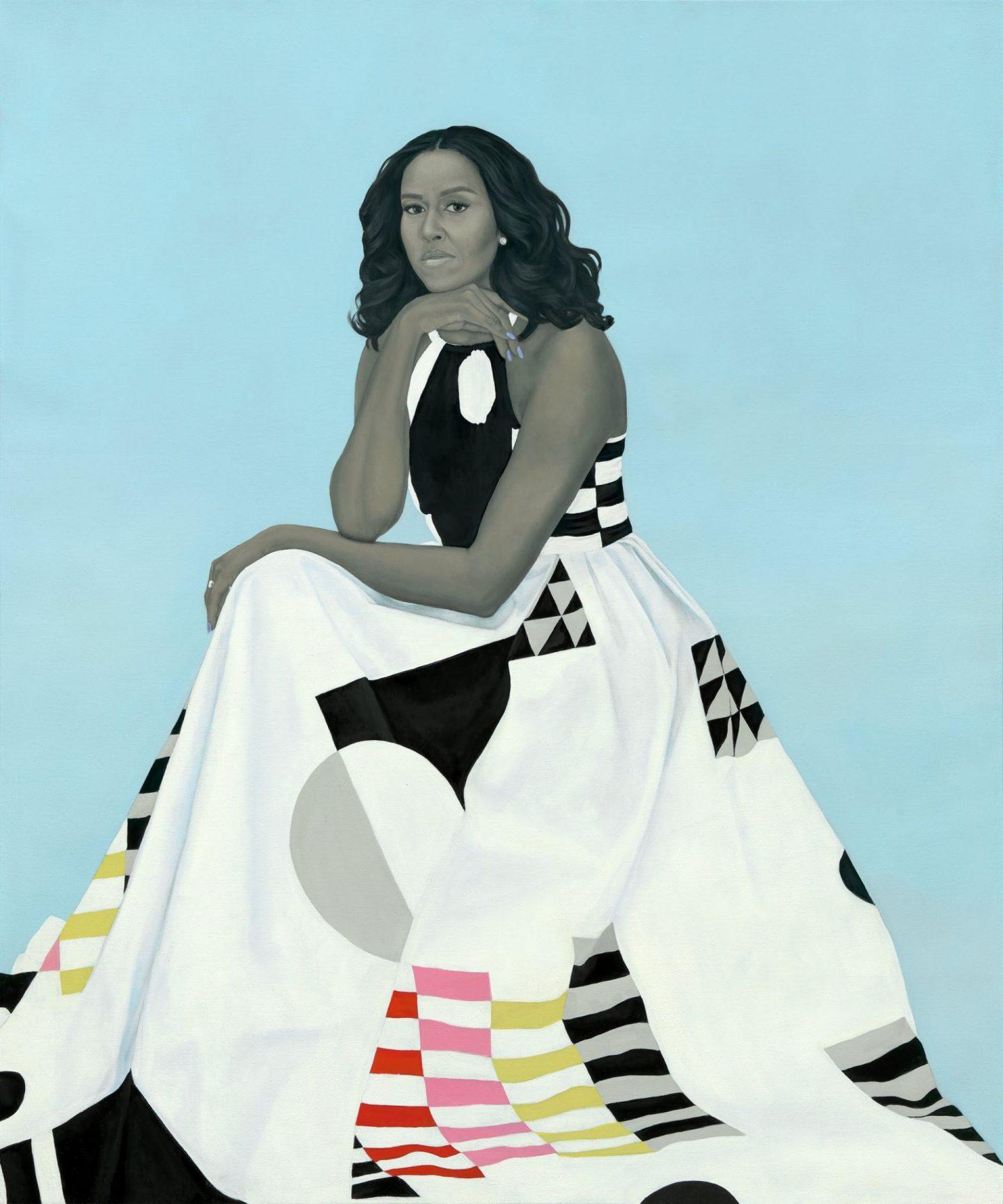 Obama Portraits Tour (High Museum of Art)